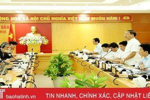Kịch bản tăng trưởng của Hà Tĩnh đến 2030 không có dự án khai thác mỏ sắt Thạch Khê