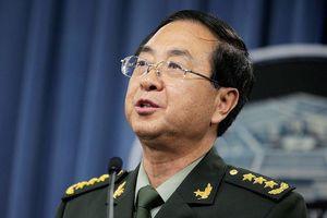 Tướng Phòng Phong Huy - Tham mưu trưởng Quân ủy Trung Quốc nhận án chung thân
