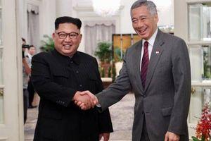 Singapore thu lợi gấp 38 lần từ thượng đỉnh Mỹ - Triều