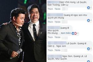 Ngọc Sơn, Như Quỳnh, Cẩm Ly, Quang Lê, Phi Nhung được fan kỳ vọng trở thành huấn luyện viên Thần tượng Bolero mùa 4