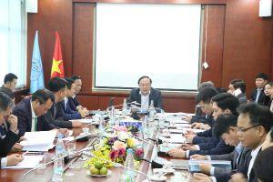Thứ trưởng Lê Công Thành chủ trì Hội nghị triển khai chương trình kế hoạch công tác năm 2019 trong lĩnh vực tài nguyên nước