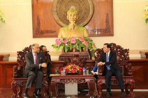 Thúc đẩy hợp tác giữa thành phố Cần Thơ và Ấn Độ
