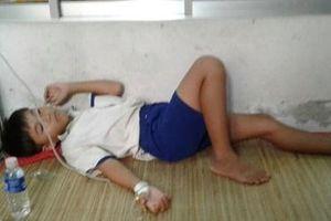 Kiểm điểm cán bộ vụ 84 học sinh nhập viện sau khi súc miệng bằng nước fluor