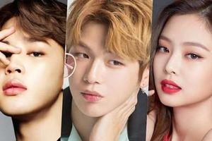 15 thần tượng nổi tiếng nhất Kpop hiện tại là những ai?
