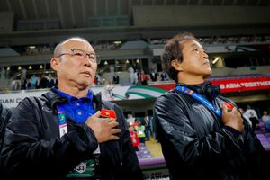 HLV Lee Young-jin sẽ thay thầy Park ở SEA Games