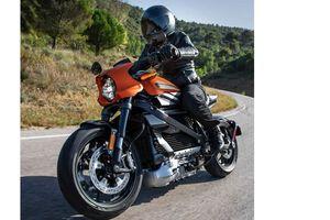 Samsung SDI sẽ là đơn vị cung cấp pin cho mô tô điện Harley-Davidson LiveWire