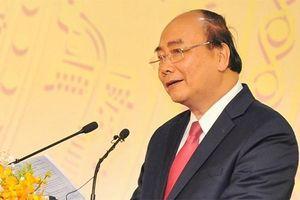 Thủ tướng Nguyễn Xuân Phúc dự Hội nghị gặp mặt các nhà đầu tư của Nghệ An