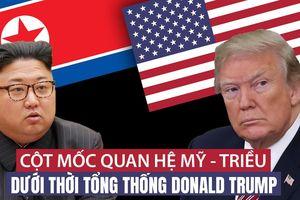 Mỹ - Triều: Biến đổi bất ngờ dưới thời Tổng thống Donald Trump