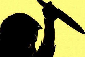 Đâm chết vợ vì nhậu với 2 người đàn ông