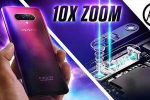 OPPO tung clip demo công nghệ zoom 'khủng' lên tới 10x