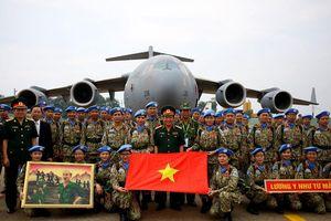 Việt Nam và Nam Sudan thiết lập quan hệ ngoại giao