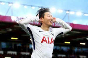 Son Heung-min điểm sáng của bóng đá châu Á