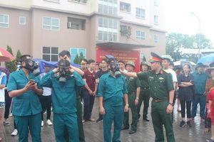 Long Biên: Tập trung tuyên truyền phòng cháy chữa cháy ở khu dân cư