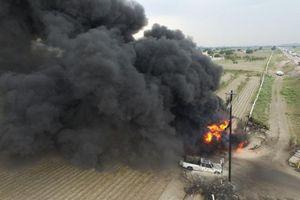 Mexico 'tận diệt' nạn trộm cắp nhiên liệu