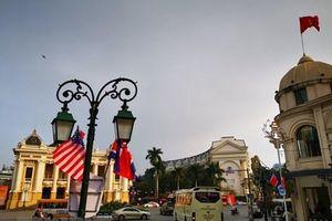 Hà Nội gấp rút chỉnh trang đô thị chuẩn bị cho hội nghị Mỹ-Triều lần 2
