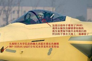 Trung Quốc áp dụng công nghệ F-35 Mỹ vào tiêm kích tàng hình J-20, chuẩn bị thống trị biển khơi