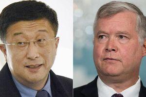 Gần 6 giờ đồng hồ đàm phá giữa hai đặc phái viên Mỹ-Triều