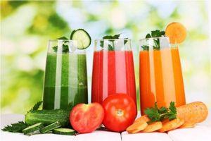 Bạn đã uống nước ép trái cây đúng cách chưa?