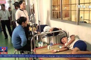 Vụ học sinh nhập viện sau khi súc miệng bằng fluor: Kỷ luật nhiều cán bộ y tế