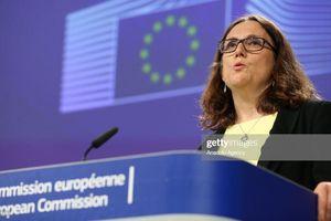 EU muốn đẩy nhanh thỏa thuận cắt giảm thuế quan với Mỹ
