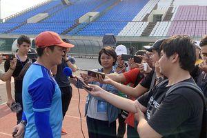 HLV trưởng của U22 Việt Nam thận trọng trước U22 Indonesia