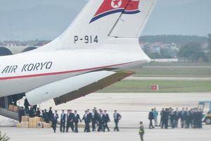 Nhân viên an ninh của Triều Tiên đã có mặt tại Hà Nội