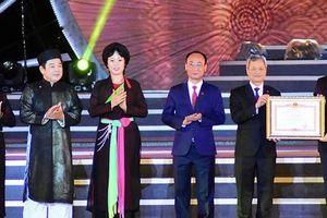Nhân lên niềm tự hào về một Di sản văn hóa sau một thập niên được UNESCO vinh danh