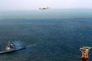 Máy bay quân sự TQ vào vùng nhận dạng phòng không Hàn Quốc