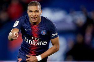 Mbappe lập kỷ lục ghi bàn tại Ligue 1