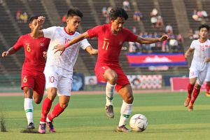 HLV U22 Việt Nam chỉ trích trọng tài thiên vị Indonesia sau thất bại
