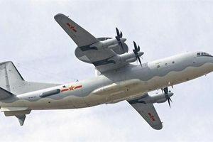 Máy bay quân sự Trung Quốc bay vào vùng ADIZ chồng lấn