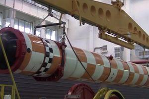 Mục kích Nga thử nghiệm siêu vũ khí 'Thần Biển cả'