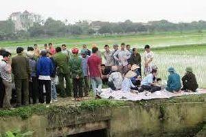 Hé lộ nguyên nhân vụ 2 thanh niên tử vong dưới mương nước ở Bắc Giang