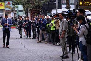 Khoảng 3.000 phóng viên quốc tế đến Hà Nội săn tin thượng đỉnh Mỹ-Triều