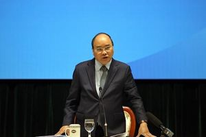 Thủ tướng kiểm tra Trung tâm báo chí phục vụ Thượng đỉnh Mỹ Triều