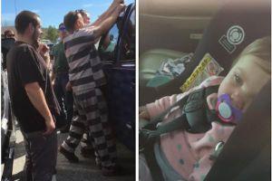 Tù nhân Mỹ dùng kỹ năng 'ăn trộm' giải cứu bé 1 tuổi