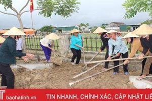 Đoàn kết, phấn đấu xây dựng Lộc Hà thành huyện nông thôn mới năm 2020