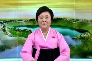 Nữ PTV huyền thoại của Triều Tiên bất ngờ xuất hiện đưa tin về Hội nghị thượng đỉnh Mỹ - Triều