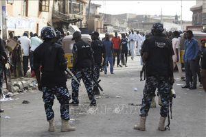 IS tấn công căn cứ quân đội và tòa nhà chính phủ trước thềm bầu cử tại Nigeria
