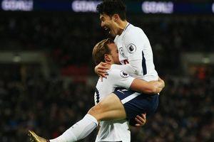Kane tái xuất, Tottenham vẫn gục ngã trước Burnley