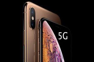 Apple sẽ không thể có một chiếc iPhone 5G trong năm 2019