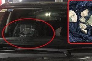 Quảng Ninh: Triệu tập 3 người ném đá vào ô tô trên cao tốc Hạ Long - Hải Phòng
