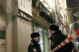 Hơn 700 ngân hàng Nga bị dọa đánh bom