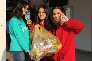 Tet Donation 2019: Lan tỏa yêu thương đến trẻ em khó khăn
