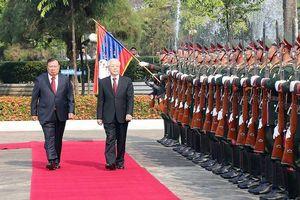 Đẩy mạnh hợp tác toàn diện Việt Nam - Lào