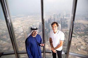Roger Federer: Còn lâu mới giải nghệ, nhắm danh hiệu thứ 100 ở Dubai