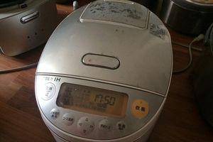 4 triệu mua nồi cơm điện Nhật cũ: Chồng 'cuồng' hàng bãi, vợ phát hãi
