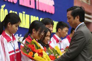 Quảng Trị: Tuyên dương những học sinh đạt giải quốc gia.
