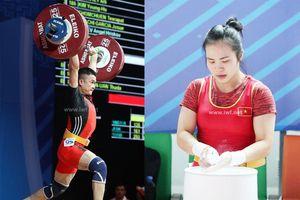 Cử tạ Việt Nam thành công với 'thấp bé nhẹ cân'