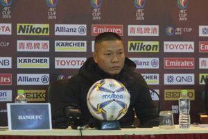 Hà Nội FC mong muốn có thành tích tốt hơn Bình Dương ở AFC Cup